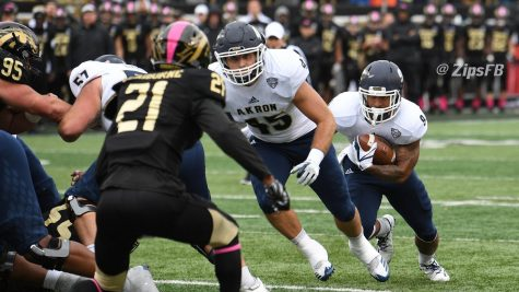 Zips Fall to Rockets