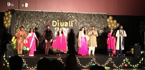 Indian Student Association Hosts Another Successful Diwali Celebration