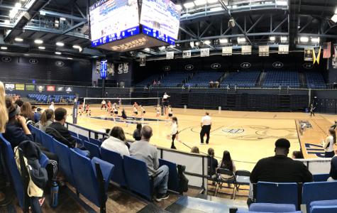 Zips Volleyball Ends Season in Battles Against Two Top Teams in MAC