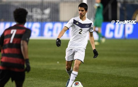 Zips Fall in Final Four of College Cup