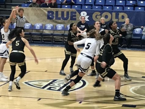 Broncos Outlast Zips in Wednesday's Home Loss