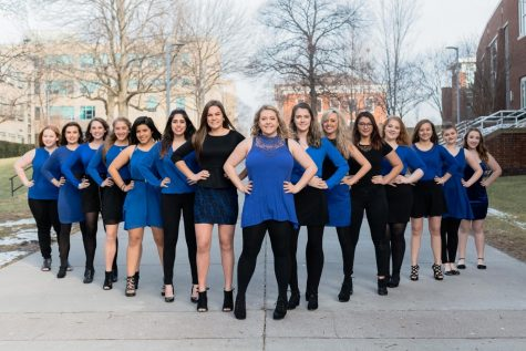 Kanga Blue: The Barden Bellas of Akron