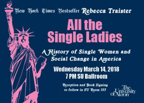 Rebecca Traister to Talk About History of Single Women, Social Change