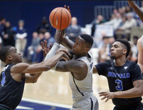 Zips Drop Final Road Game to MAC Leaders