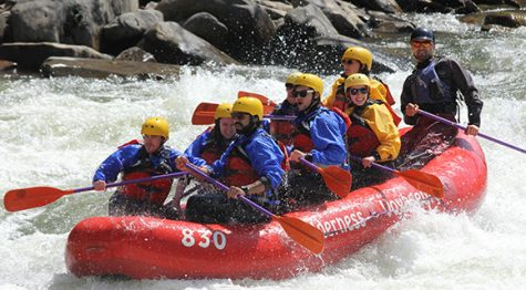 Spring Adventure Trips with Student Recreation and Wellness Center