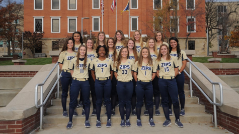 Zips Softball Begins MAC Play with First Home Series of 2018
