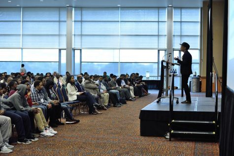 Eleventh Black Male Summit Encourages, Celebrates Black Success