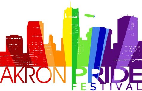 Organizers and volunteers couldn't be more proud of how the 2018 Akron LGBTQ Pride Festival turned out, as more people attended and shared the experience together. (Graphic courtesy of the Akron Pride Festival)