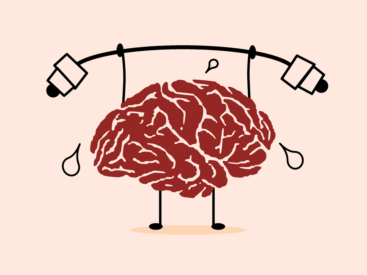 """Brain Exercising,"" by Tumisu. (Graphic courtesy of Creative Commons)"