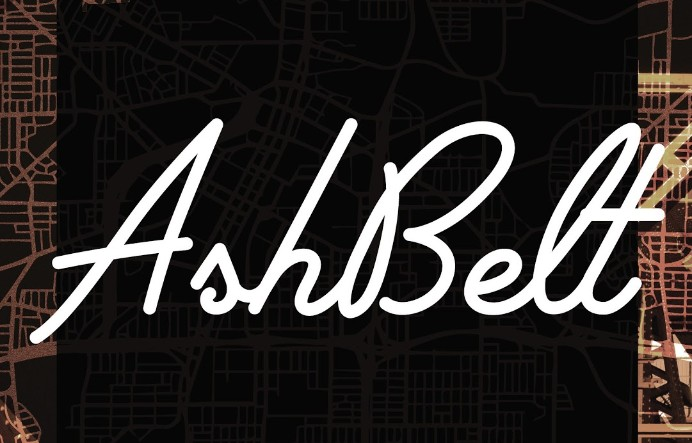 The cover of the 2018 edition of the AshBelt. (Photo courtesy of the AshBelt).