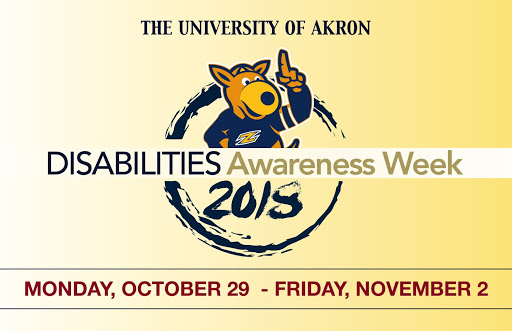 The Office of Accessibility hosts Disabilities Awareness Week every year in October. (Photo courtesy of the Office of Accessibility)