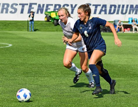 Women's Soccer Take Loss Against Central Michigan