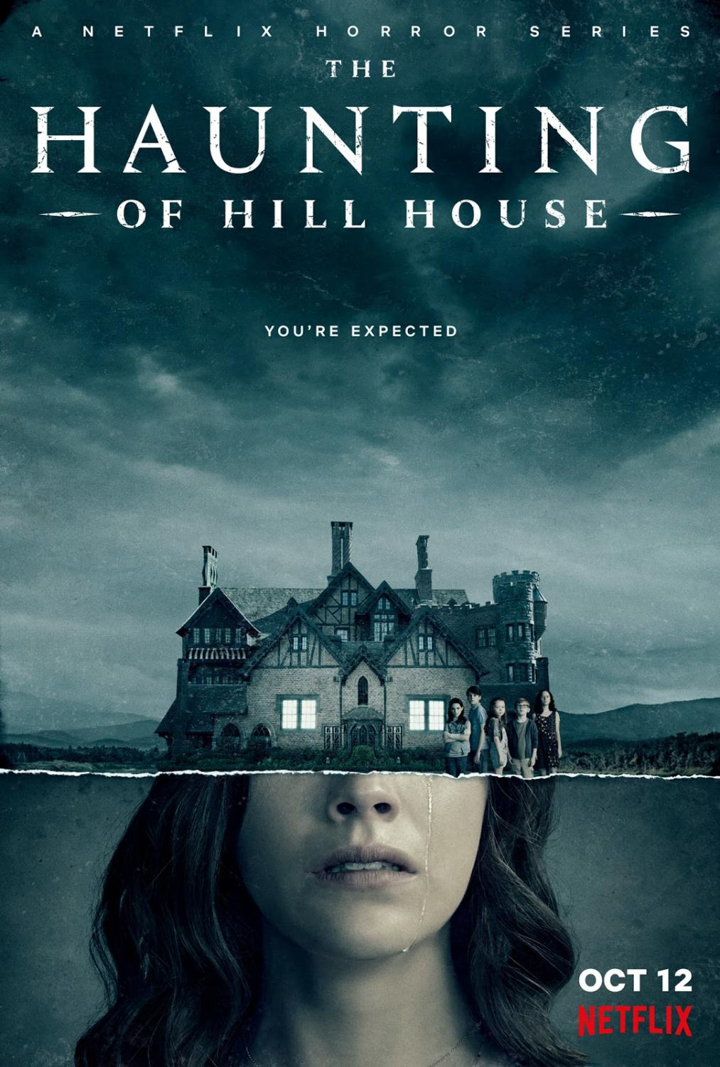 """""""The Haunting of Hill House"""" (Image via Netflix)"""