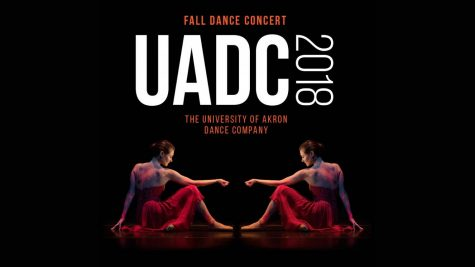 UADC Fall Dance Concert: A Mixture of Individual Styles