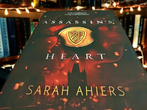"5 Stars for ""Assassin's Heart"" by Sarah Ahiers"