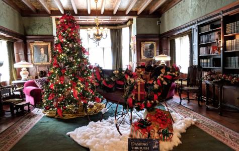 """Stan Hywet's """"Deck the Halls"""" 2018 to Host Winter Wonderland"""