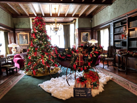 "Stan Hywet's ""Deck the Halls"" 2018 to Host Winter Wonderland"