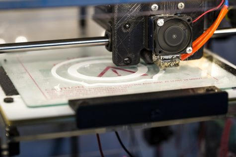 MakerStudio at UA Offers Free 3D Printing for Students