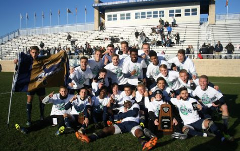 Men's Soccer Wins MAC Championship