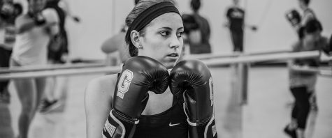 Pink Gloves Boxing at UA Offers Community, Fitness to Empower Women