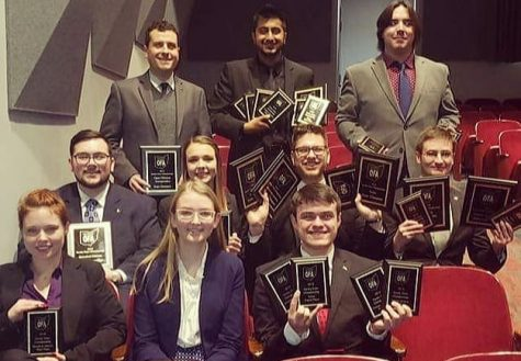 UA Speech & Debate Team Secures Fourth Consecutive State Championship