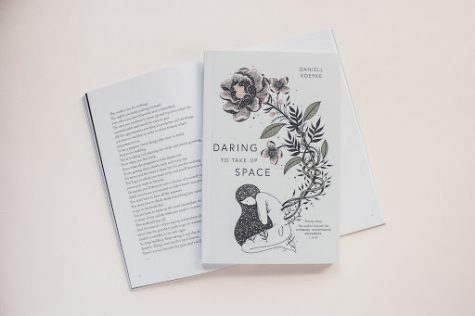 """Daring to Take up Space, by Daniell Koepke"" by Book Catalog"