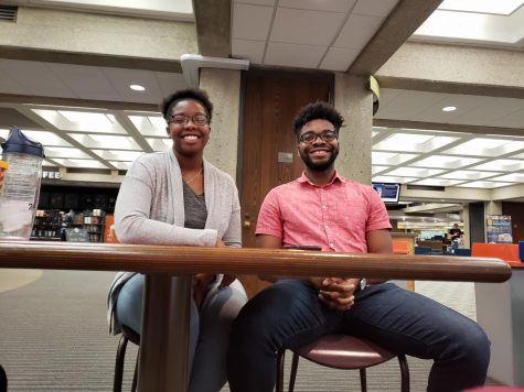 USG President, Vice President Working Toward Campus Sustainability, Student Wellness