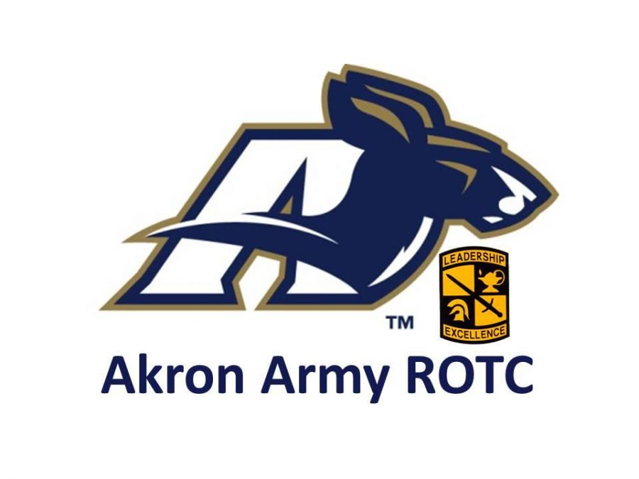 The Akron Army ROTC provides scholarships to students in the program no matter what their degree is.
