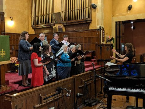 Original Song by UA Student to be Performed in Local Church