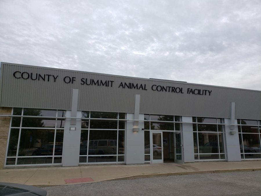 The+Summit+County+Animal+Control+Facility+is+located+at+250+Opportunity+Parkway+in+Downtown+Akron.