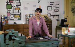 Swiss Graphic Designer, Letterpress Printer Dafi Kühne Lectures At UA