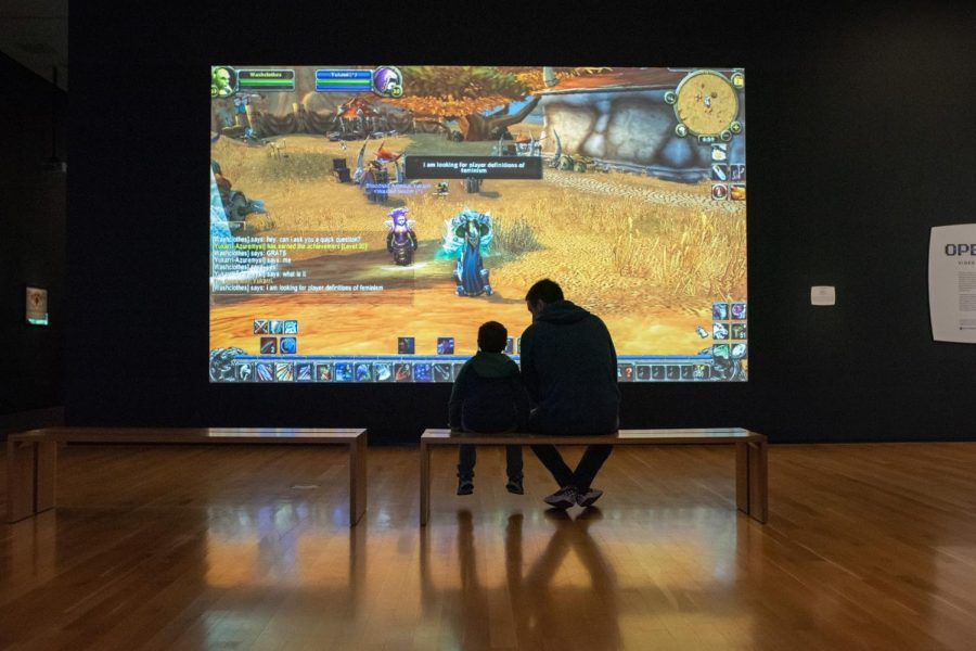 Video Game Artist Visiting 'Open World' Exhibit at Akron Art Museum