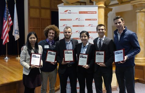 UA Student Team Wins Third Consecutive Insurance Collegiate Challenge