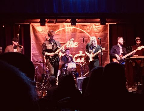The Vindys Perform at Music Box Supper Club to Sold-Out Crowd