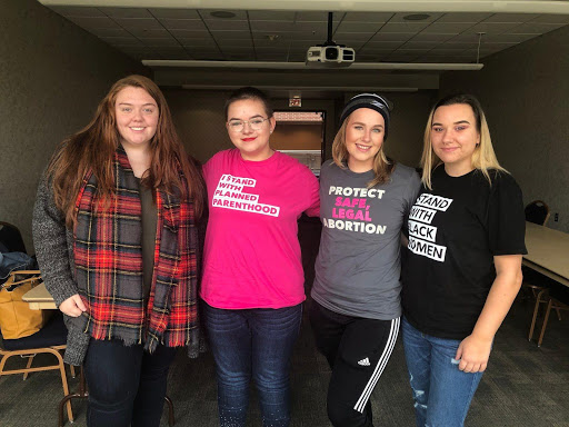 'Planned Parenthood: Generation Action' Student Organization Looks Forward Despite Challenges