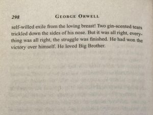 1984 by George Orwell: A Book Fitting for Modern Times