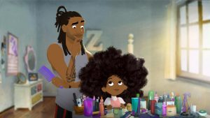 Alumnus Matthew Cherry Discusses 'Hair Love' Short Film, Book Award Nominations, UA Impact