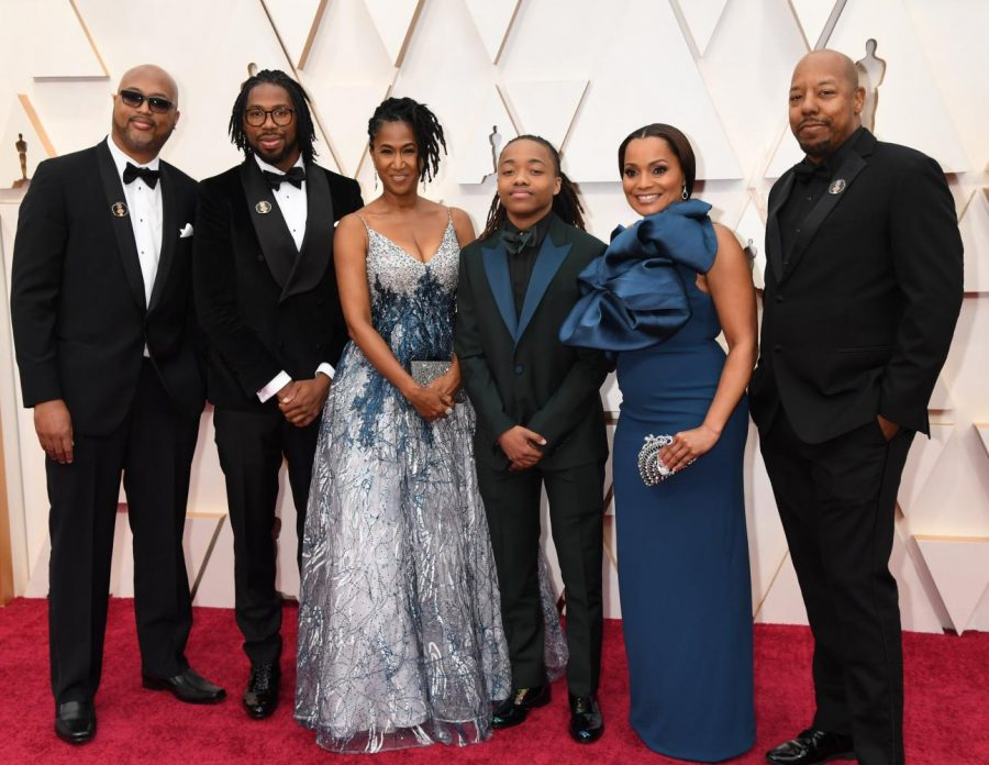 Reaffirming his mission of normalizing black hair, Matthew Cherry had DeAndre Arnold and his mother attend the 92nd Academy Awards as his special guests.