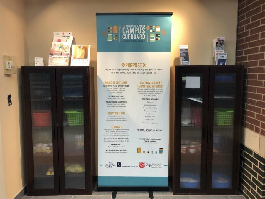 Campus Cupboard Provides Assistance for Students Facing Food Insecurity