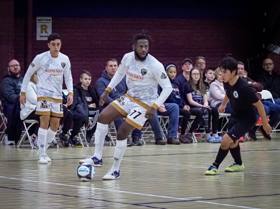 Akron Vulcans Futsal Offers Fast-Paced, Exciting Entertainment