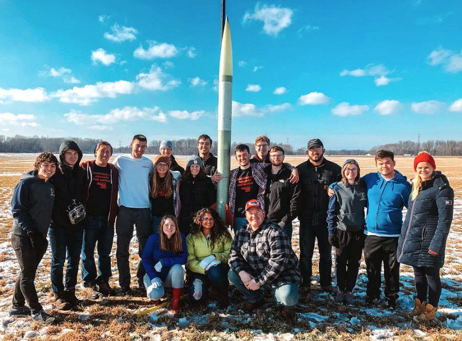 UA Student Rocket-Design Team Places Fourth in Annual NASA Competition