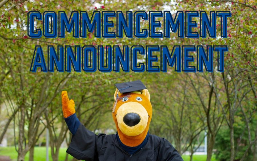 After several months of waiting, Spring 2020 graduates finally have news regarding a commencement ceremony.