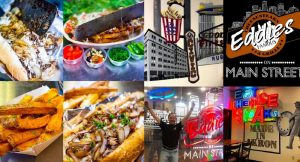 Eddies Famous Cheesesteaks & Grille Open On Main Street