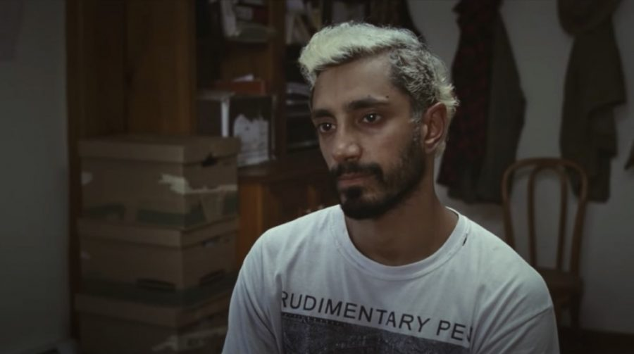 Riz Ahmed as newly deaf drummer Ruben