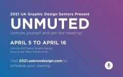 UA's Graphic Design Seniors Present 'Unmuted'
