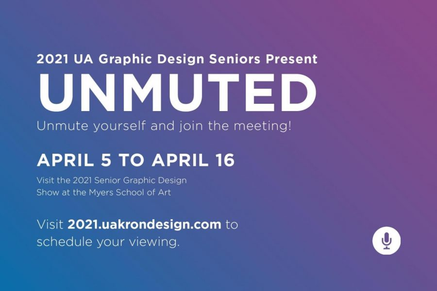 UA's Graphic Design Seniors Present 'Unmuted'